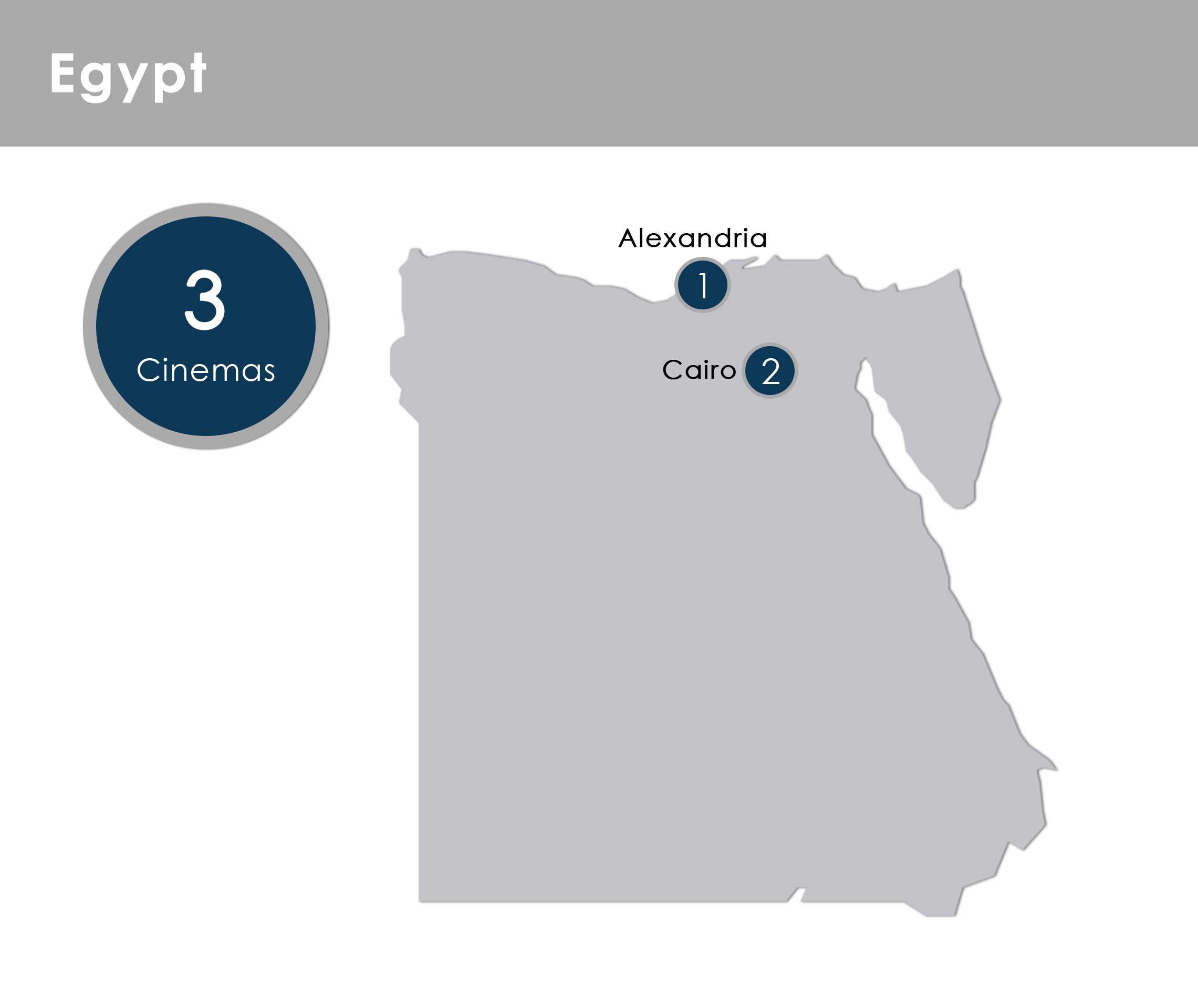 Motivate Val Morgan Egypt Cinemas - Map
