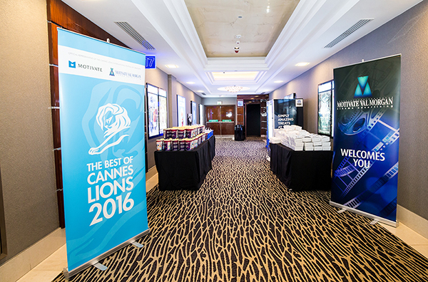 Best of Cannes Lions Screening 2016