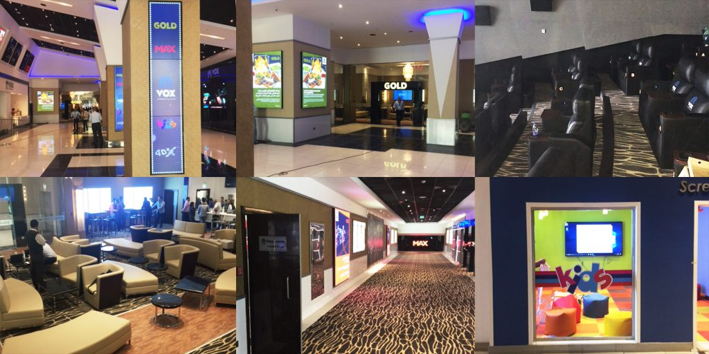 Vox Cinemas Opens At Mall Of Egypt Cairo