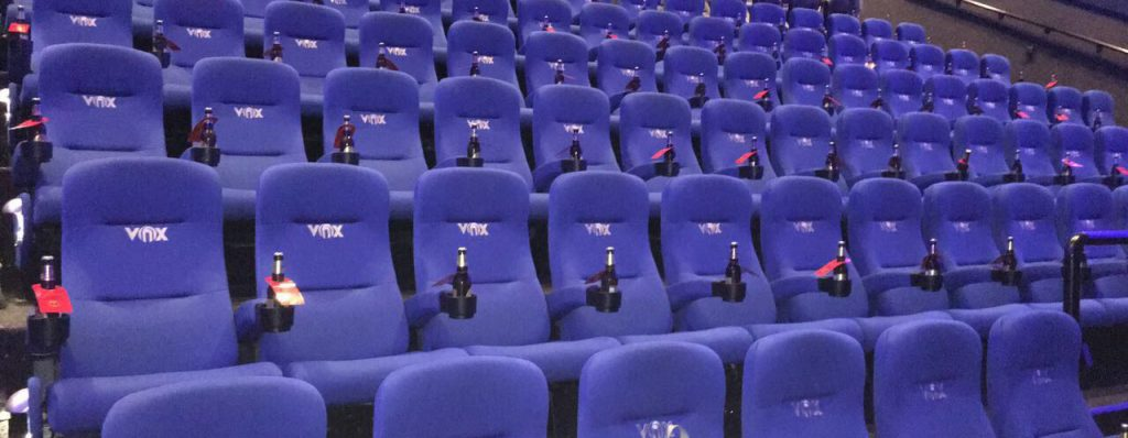 Desert Stallion Cinema Sampling - VOX Cinemas