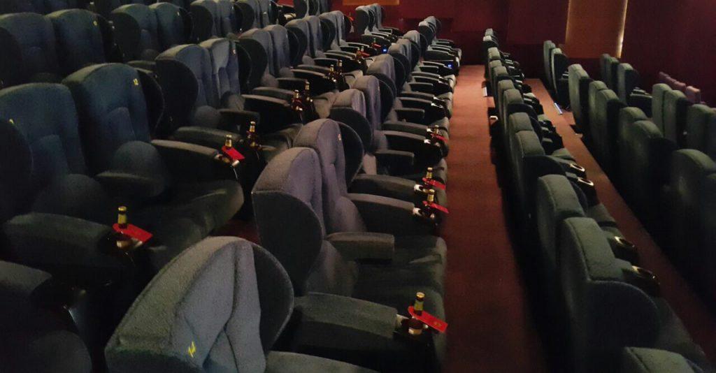 Desert Stallion Cinema Sampling - Reel Cinemas