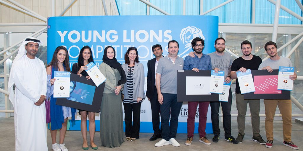 Saatchi & Saatchi to Represent UAE at the International Young Lions Print Competition 2017