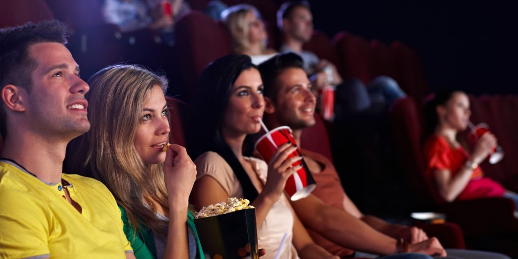 The Most Captive Audience May Be at the Cinema