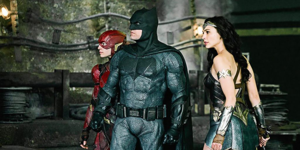 A scene from Justice League releasing November 2017