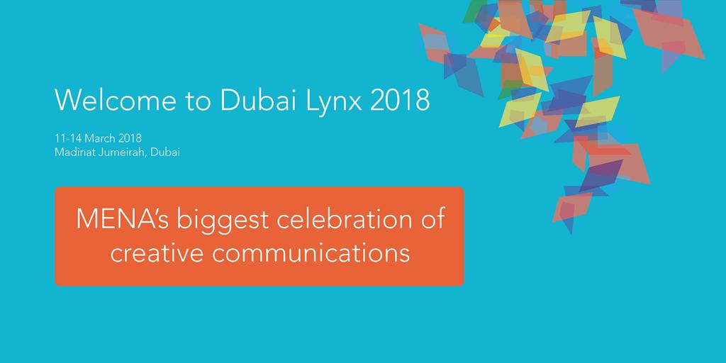 2018 Dubai Lynx
