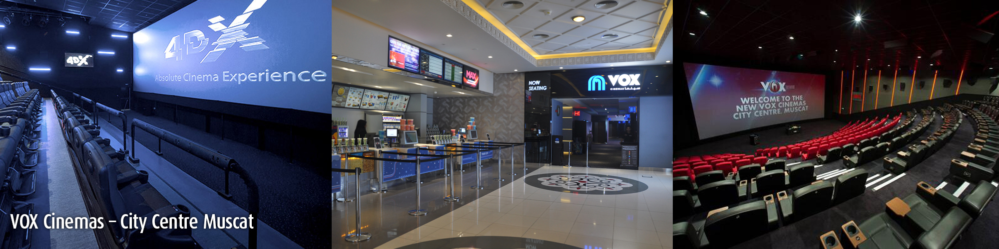 VOX Cinemas - City Centre Muscat