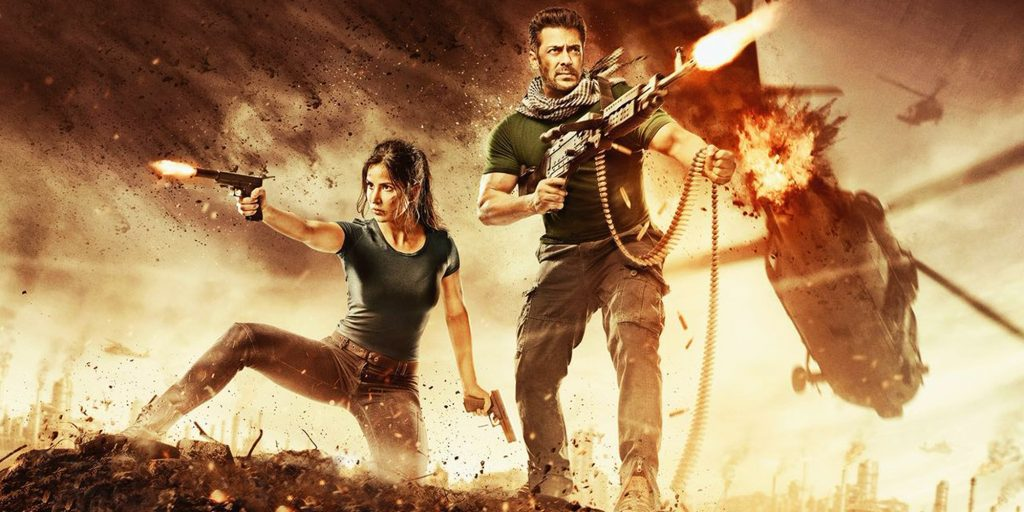 Tiger Zinda Hai - Bollywood Blockbuster 2017