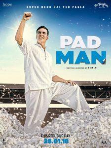 Bollywood movie 2018 - Padman Movie Poster