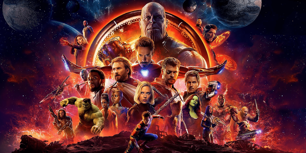 Avengers: Infinity War Smashes Box Office Records