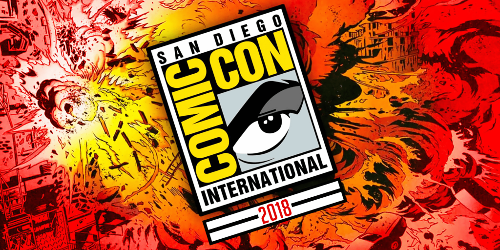 Looking Back at San Diego Comic Con 2018