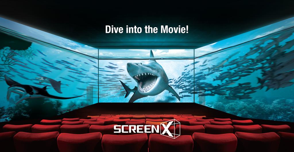 Reel Cinemas The Dubai Mall New Platinum Suites Amp Screen X