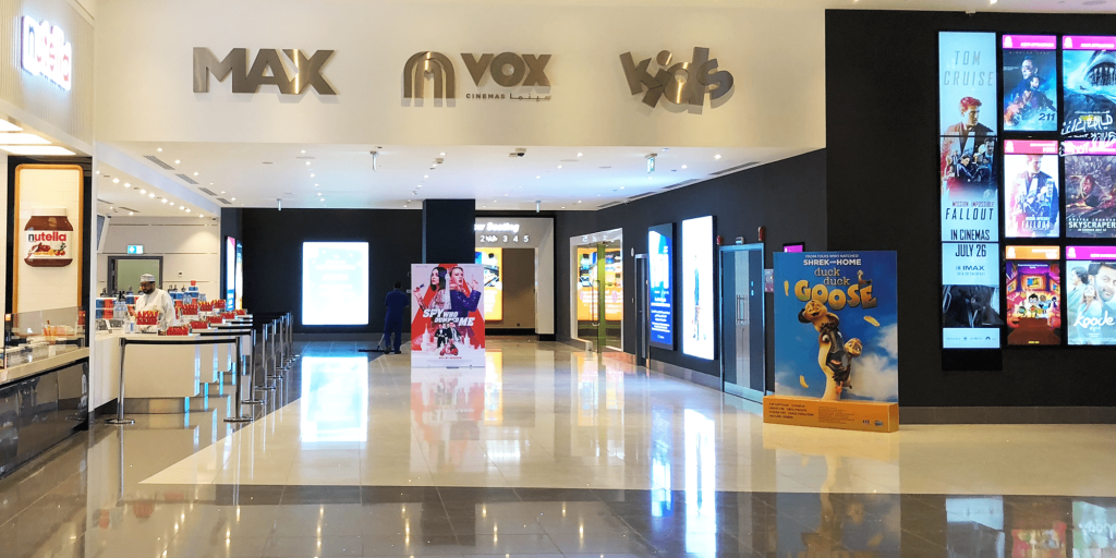 VOX Cinemas Opens a New Cinema at MGM in Oman