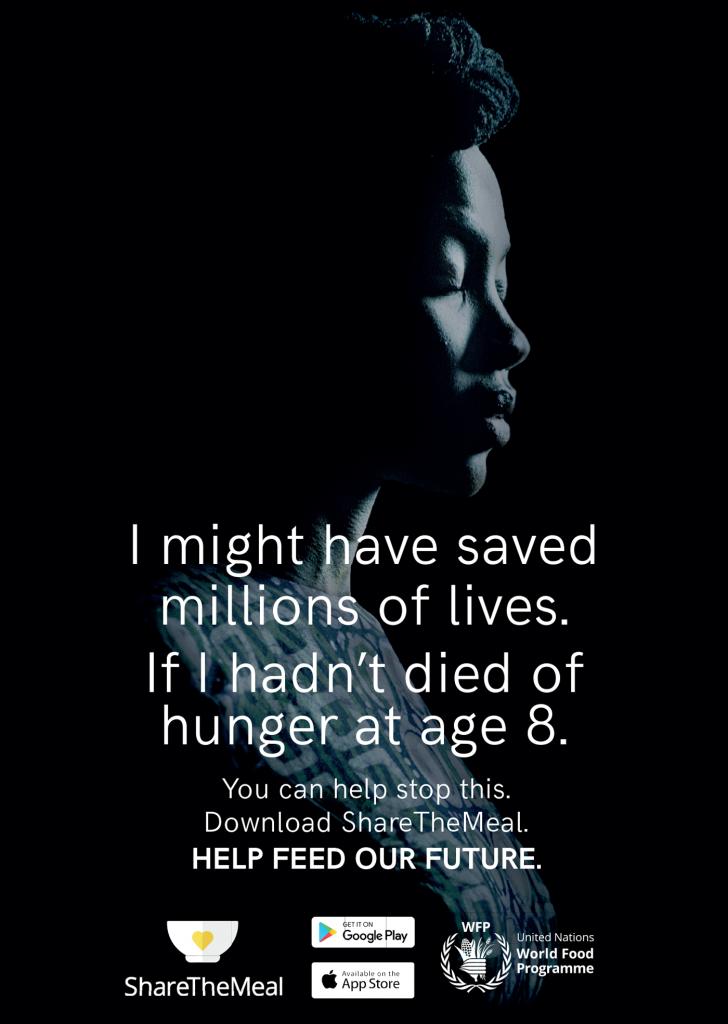 Feed Our Future Global Cinema Ad