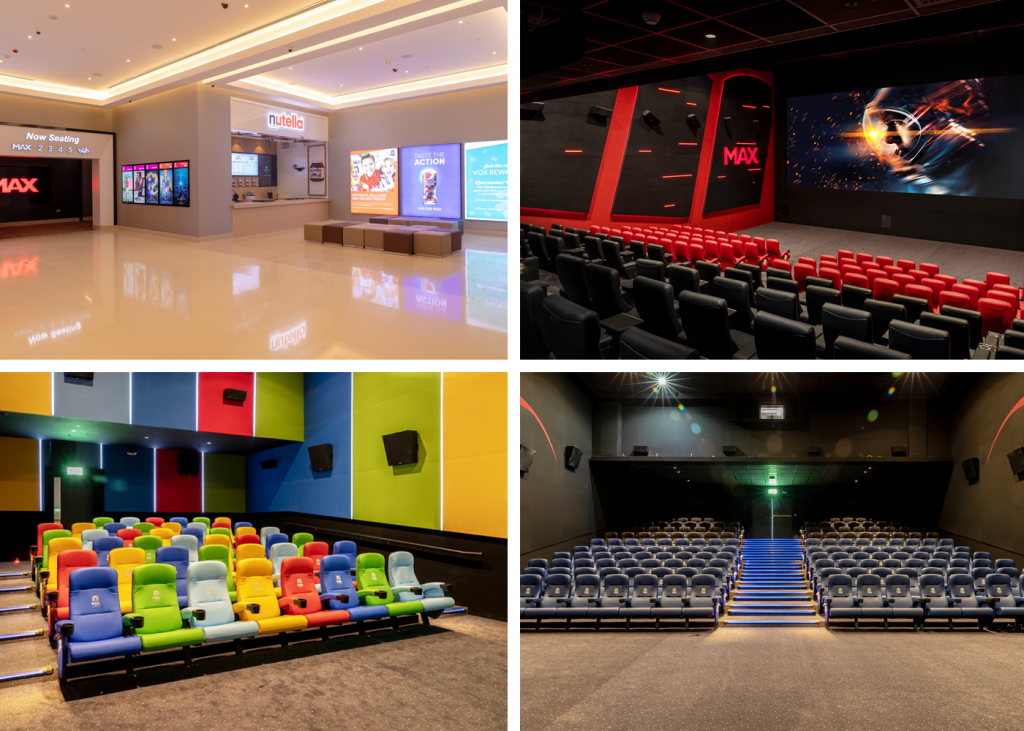 VOX Cinemas Opens at Abu Dhabi Mall
