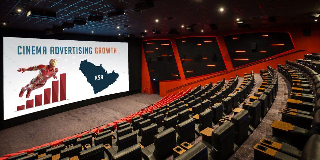 Growth of Cinema Advertising in KSA
