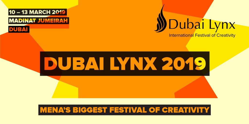 Dubai Lynx Festival of Creativity 2019