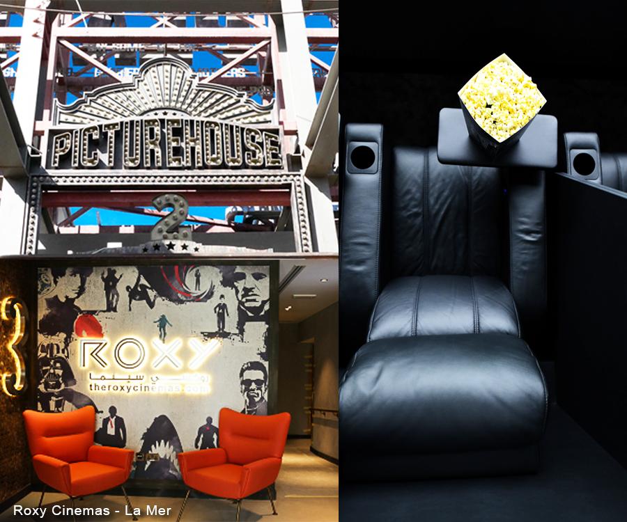 Roxy Cinemas UAE - La Mer