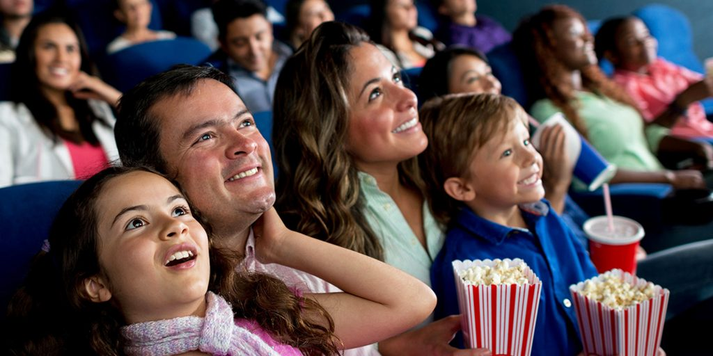 Target large cinema audiences with animated movies
