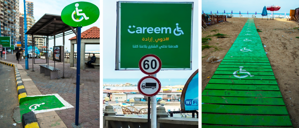 Careem Initiative in Alexandria Egypt