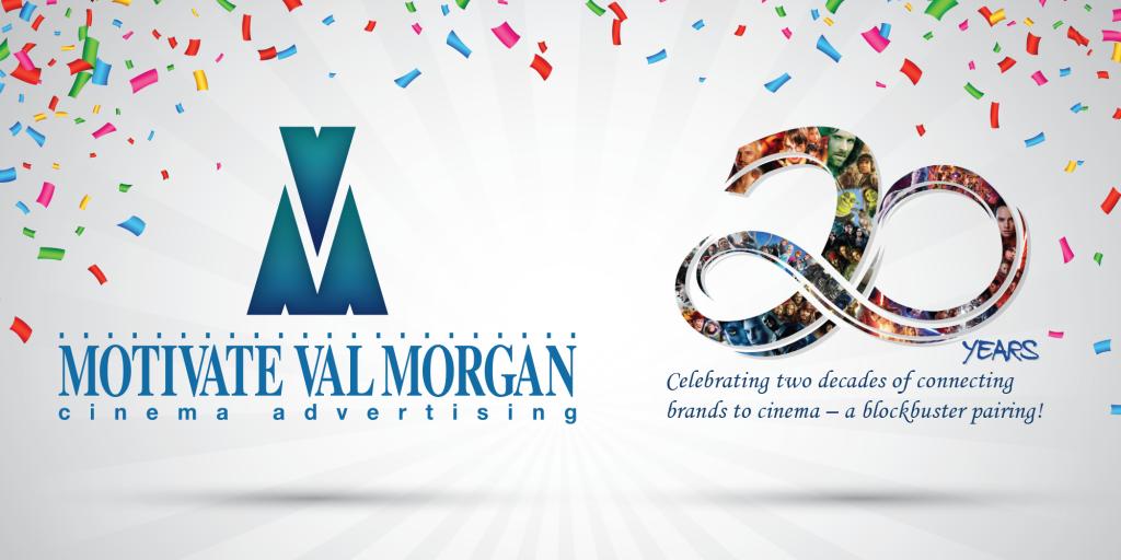 Motivate Val Morgan Celebrates 20th Anniversary Milestone