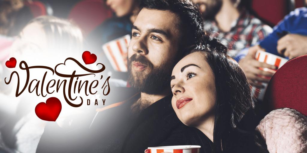 Valentine's Day Cinema Campaigns