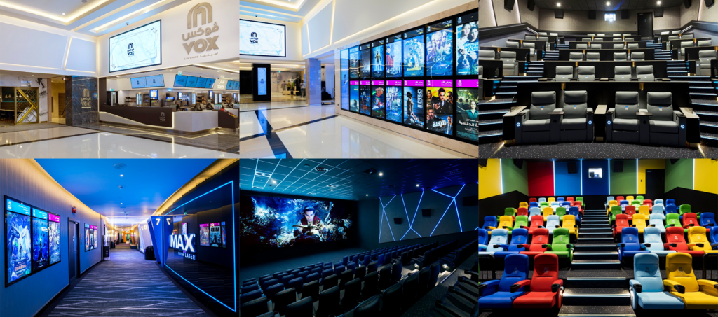 VOX Cinemas Opens a New Cinema at Red Sea Mall in Jeddah
