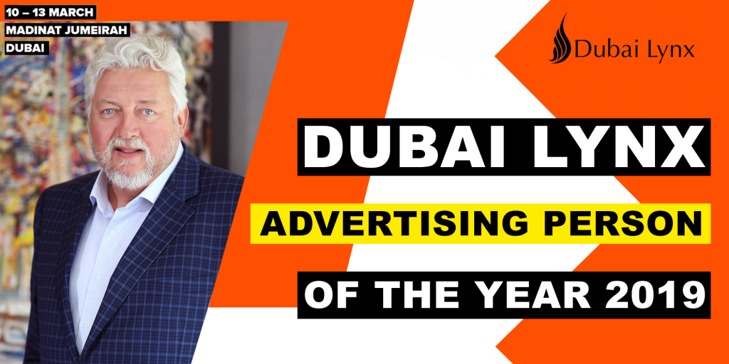 Ian Fairservice named Advertising Person of the Year 2019