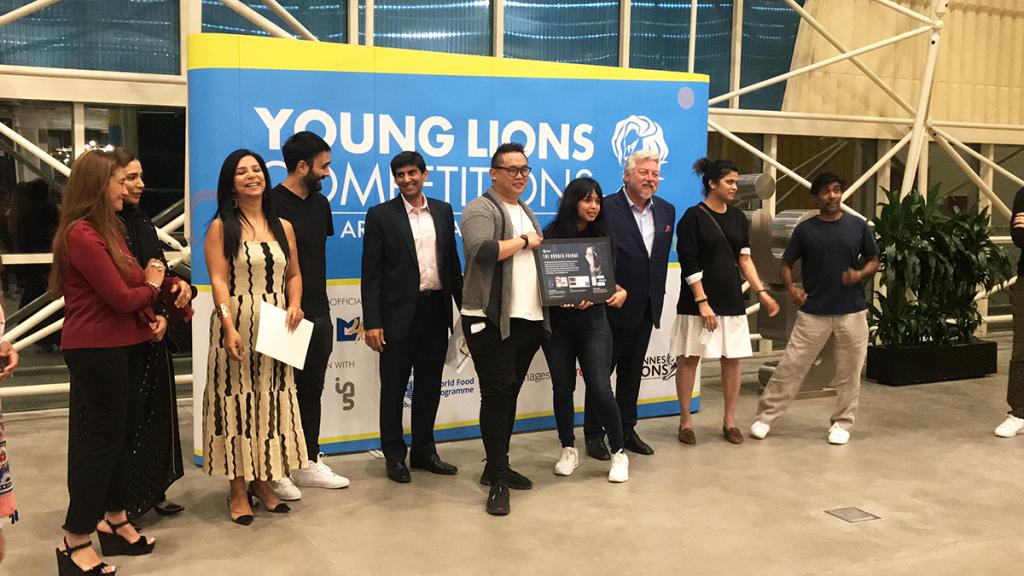 Poroma Pant and Alan Hong win Bronze