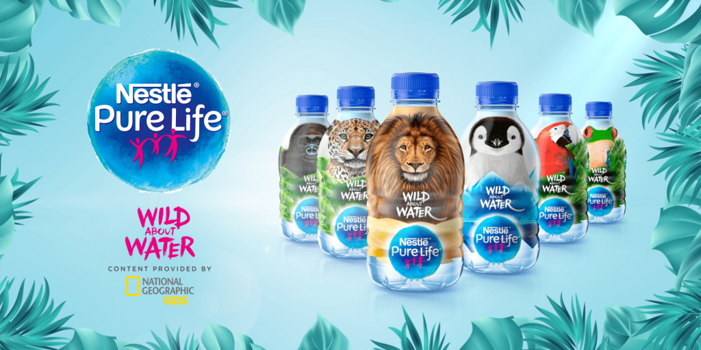 Cinema Campaign | Nestle Pure Life | Egypt