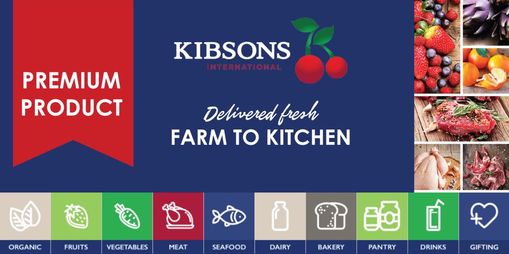 2019 Kibsons International cinema campaign