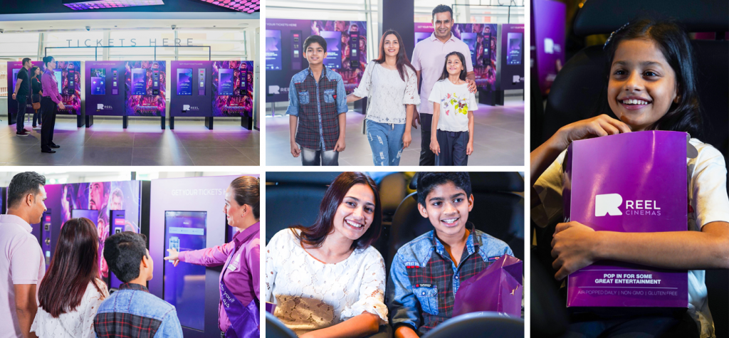 Reel Cinemas Al Ghurair Centre