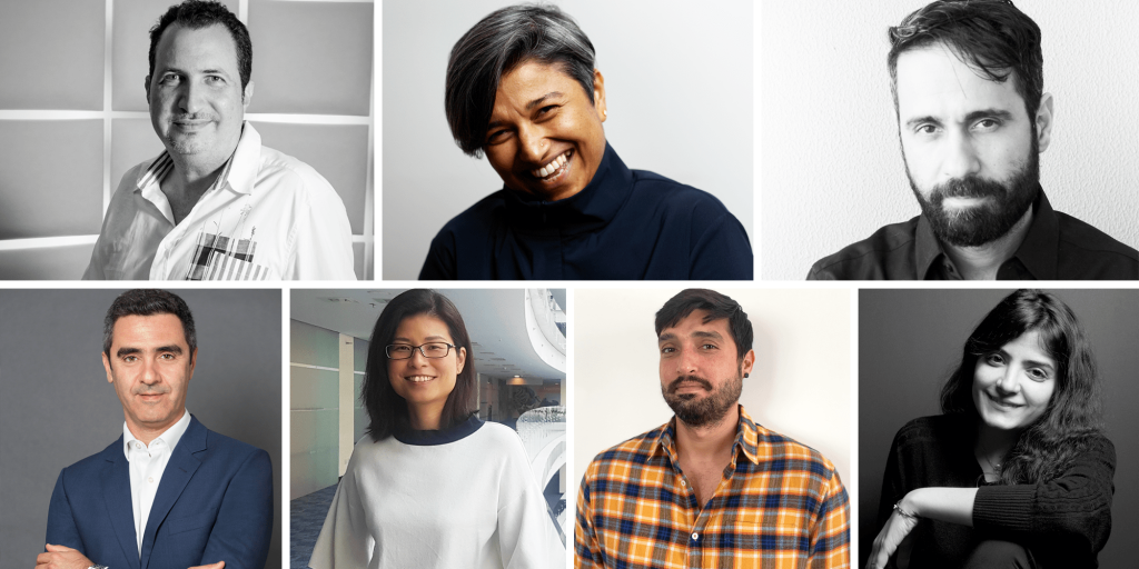 Cannes Lions Festival 2019 - UAE Jury Members