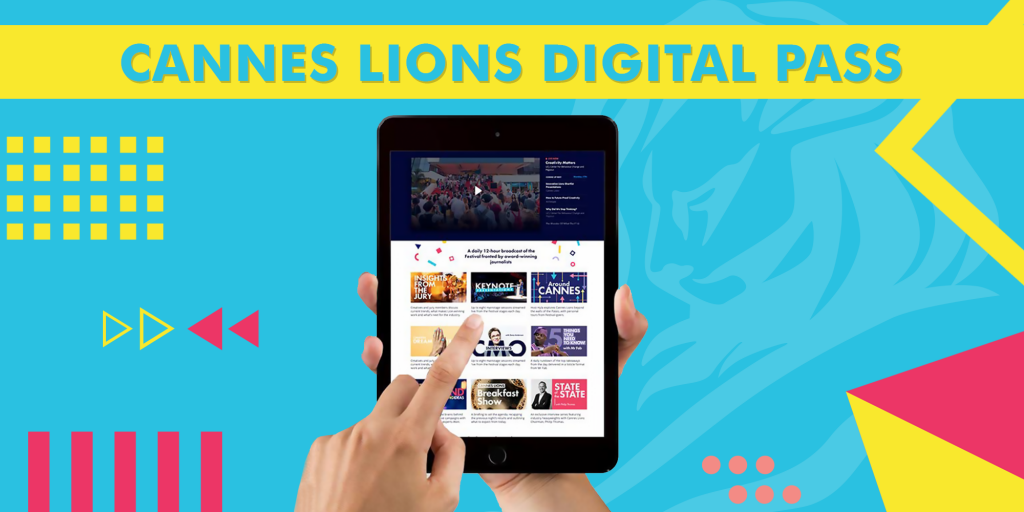 Cannes Lions Digital Pass