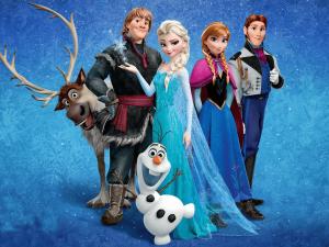 Disney Frozen 2013