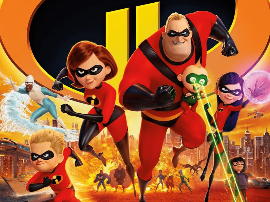Disney's Incredibles 2 2018