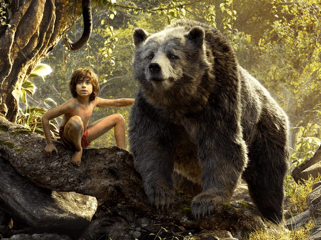 Disney The Jungle Book 2016