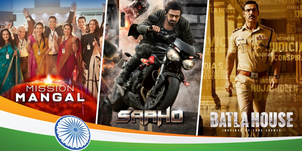 Witness the 'Clash of the Titans' on Indian Independence Day