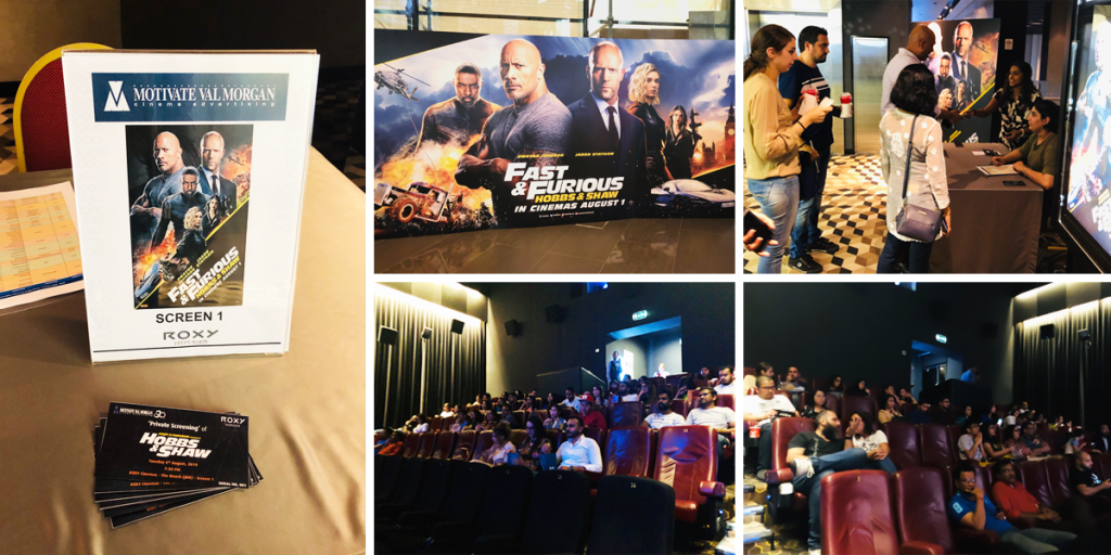 Highlights from MVM Private Screening at Roxy Cinemas