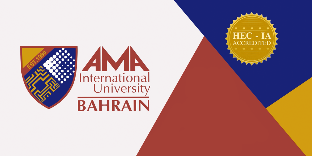 Integrated Cinema Campaign by AMA International University in Bahrain