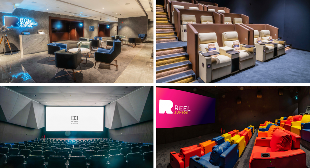 Reel Cinemas Adds New Screens to Al Ghurair Centre