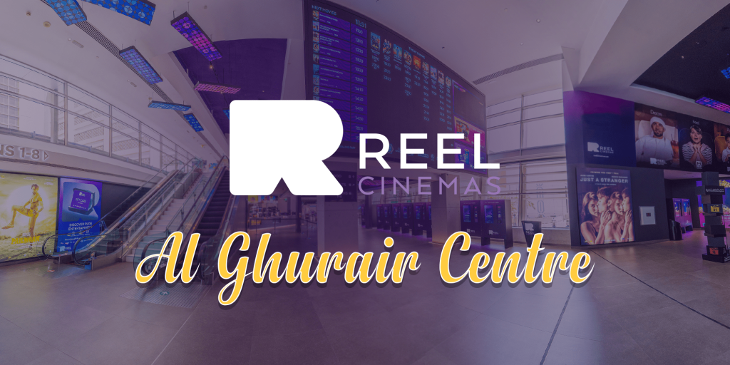 Reel Cinemas Al Ghurair Centre Now Home to 18 Screens