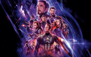 Avengers- End Game Movie Poster 2019