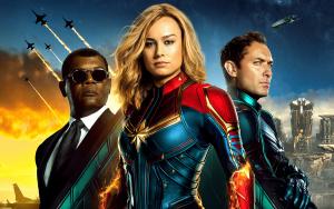 Captain Marvel Movie Poster 2019