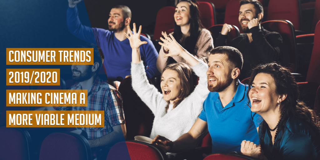 Consumer Trends Making Cinema Advertising More Impactful Than Ever!