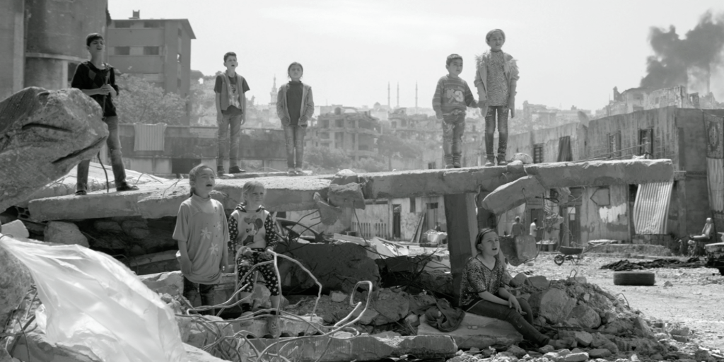 SAWA and WFP - Global Cinema Ad 2019 - Feed Our Future