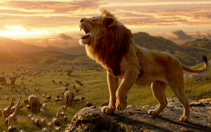 The Lion King Movie Poster 2019