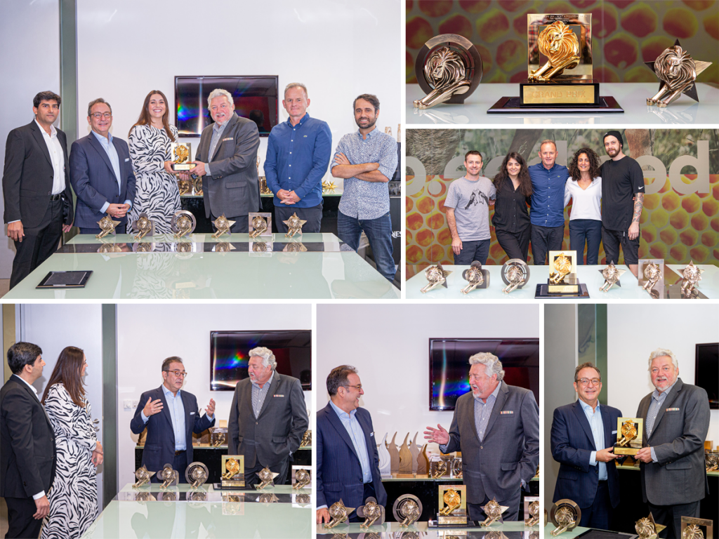 UAE Cannes Lions Awards Ceremony 2019 - Impact BBDO Dubai