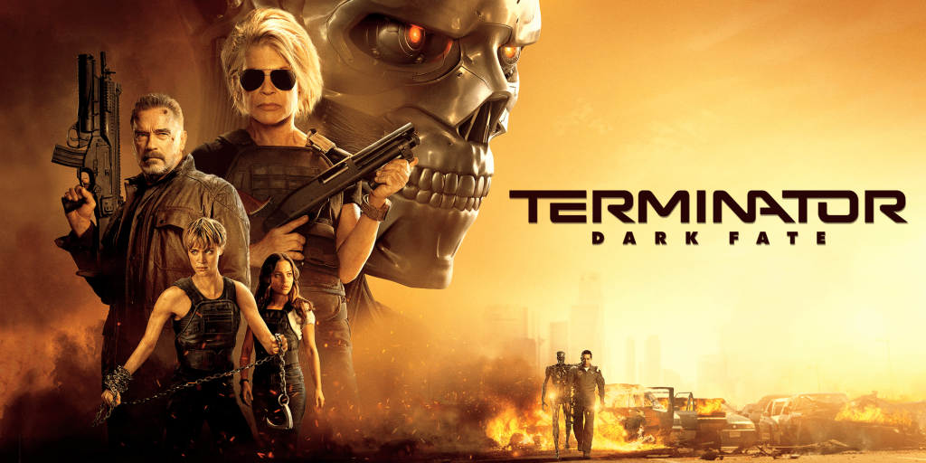 Here's what we know about Terminator: Dark Fate