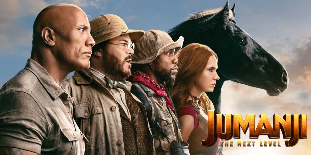 Gear Up For The Level Up: 'Jumanji: The Next Level'