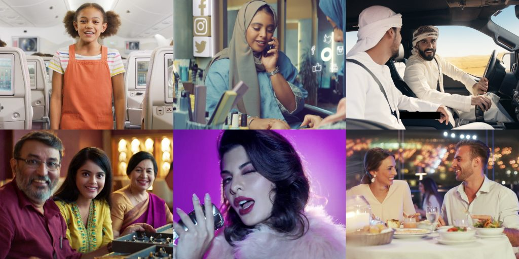 On-Screen Campaigns UAE & KSA | Sept to Oct 2019
